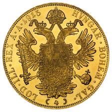 4 Dukaten Gold Österreich 1915 Goldmünze 13,76 g Feingewicht