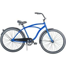 Huffy 56400 26 inch Cruiser Bike - Blue Free Shipping! Best in the class