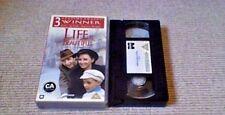 Life Is Beautiful UK PAL VHS VIDEO 1999 Robert Benigni English Sub-Titles