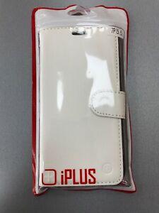 iPhone 7 Plus White Book Case
