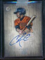 2014 Bowman Inception Carlos Correa Auto RC Prospect Autograph Houston Astros