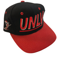 University of Las Vegas Rebels Snapback Hat, Top of the World, Adult Adjustable