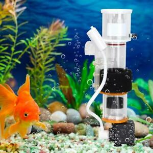 220-240v 600L Aquarium Internal Protein Skimmer Fish Tank Filter Wheel Pump