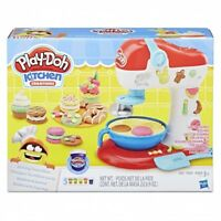 Official Play-Doh Kitchen Creations Spinning Treats Mixer *NEW*