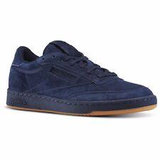 Reebok Club C 85 TG Navy Blue Original Shoes Men's