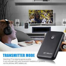 2 in 1 Wireless Bluetooth Transmitter Receiver Stereo Audio Music Adapter MT