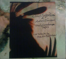 CD CLAUS BOESSER-FERRARI & ADAX DÖRSAM - the winnetou tapes