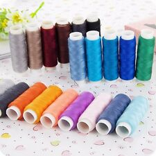 50pcs 150 Yard Assorted Polyester Sewing Threads Quilting For Sewing Thread