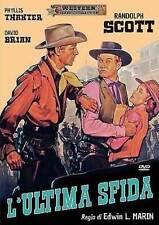 Dvd L'ULTIMA SFIDA - (1951)  *** A&R Productions *** .....NUOVO