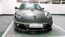 Carbon Fiber GT3 Style Front Lip Splitter for Porsche Cayman 987 2009-2012 PDK