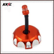 Orange New Billet Fuel Tank Gas Cap for  KTM 125-530 1998-2005 85-105 2003-2012