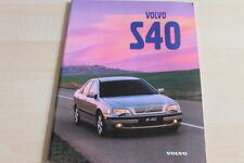 111414) Volvo S40 Prospekt 1998