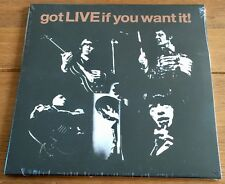 "Rolling Stones - Got Live If You Want it 7"" Vinyl Sealed"