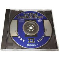 Wing Commander II Deluxe Edition Vengeance of the Kilrathi PC CD-ROM Origin 1995