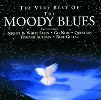 THE MOODY BLUES - THE VERY BEST OF: REMASTERED CD ALBUM (1996)