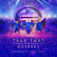 Take That - Odyssey Greatest Hits Live [DVD][Region 2] Sent Sameday*