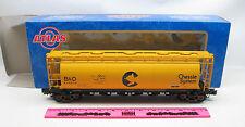 Atlas ACF 6-bay cylindrical hopper Item #6332-2 Chessie System 835034