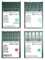 GROZ-BECKERT INDUSTRIAL/BALLPOINT HEAVY DUTY SEWING MACHINE NEEDLES 1738 A 16X95