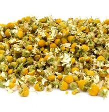 Dried Chamomile Flowers - Pet Food & Treats - Tortoise Rabbit Degu Reptile Bunny