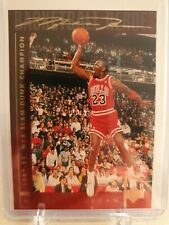 1994-95 UPPER DECK SERIES 1 MICHAEL JORDAN BASKETBALL HEROES #39