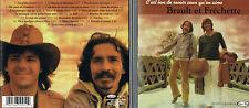 BRAULT ET FRECHETTE- C'est bon de revoir ceux qu'on aime CD BRAND NEW, Canada