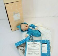 Ashton Drake TWINKLE TWINKLE LITTLE STAR Porcelain Baby Doll by Yolanda Bello