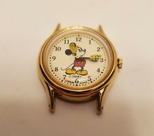 Vintage MICKEY MOUSE by LORUS v515-6080 Quartz Watch