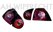 VW GTI jubi r-line FAROS TRASEROS NEGROS golf 5 r32 aclarar u oscurecer luces traseras OEM