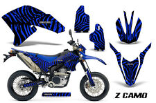 YAMAHA WR250X WR250R WR 250 R X 07-15 GRAPHICS KIT CREATORX DECALS ZCBLNP