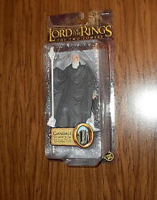 GANDALF STORMCROW hooded robe & staff Lord of the Rings LOTR The Two Towers TTT