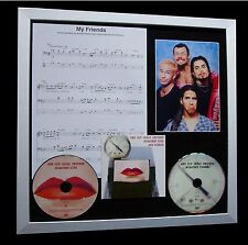 RED HOT CHILI PEPPERS My Friends LTD TOP QUALITY CD FRAMED DISPLAY+FAST SHIPPING
