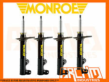TOYOTA KLUGER 4WD WAGON 10/03-8/07 F & R MONROE GAS SHOCK ABSORBER