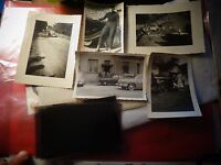 Photographie ancienne Voiture Mathis Panhard Renault Frégate 4cv Peugeot 403