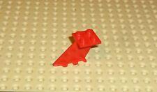 LEGO - TAIL 4 x 2 x 2, RED x 2 (3479) PR53