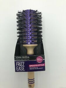 John Frieda Frizz Ease Smooth Style Boar Bristle Vented Round Brush 85512