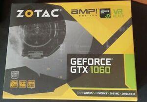 Zotac gtx 1060 6gb geforce scheda video