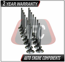 Exhaust Valve Set For Toyota Lexus Tundra X470 4.0 4.7 L  1UZFE 2UZFE #3507(16)