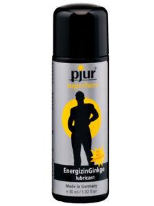Delay Lube Water Based Lubricant Pjur Superhero Mens Performance 30ml