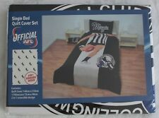 AFL QUILT COVER SINGLE BED REVERSIBLE DESIGN 6 TEAMS AVAILABLE OFFICIAL MERCH