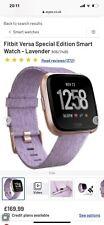 Fitbit Versa 2 Activity Tracker - Purple