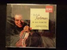 Itzhak Perlman - A La Carte (CD, EMI) Abbey Road Ensemble, Foster - BN Sealed