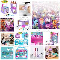 Crayola Washimals Kids Creative Vet Clinic Pets Palace Cats Blister Pack Playset