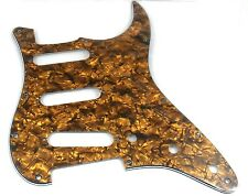 D'Andrea Pro Pickguard Strat Style Gold Pearl- Made in the USA - Free Shipping