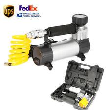 Us Portable Heavy Duty 12V Air Compressor 150Psi Car Auto Van Tyre Inflator Pump