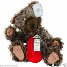 LAST ONE! 25% OFF Silver Tag Bears JACK - Complete with GIFT BAG (RRP £70)