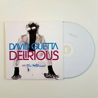 DAVID GUETTA : DELIRIOUS ♦ CD Single Promo ♦
