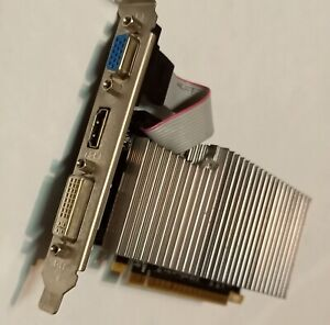 SCHEDA GRAFICA PCI EXPRESS  512 MB GF G210 HDMI PASSIVE  DDR3