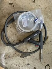 New listing American Weldquip Inc 400 Amp Tig Gun