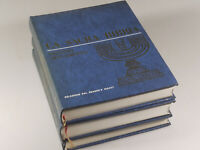 PRL) LA SACRA BIBBIA NUOVO VECCHIO TESTAMENTO 1968 READER'S DIGEST BIBLE BIBEL