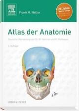ATLAS DER ANATOMIE; 6. Auflage 2015, FRANK H. NETTER, UNBENUTZT + PORTOFREI